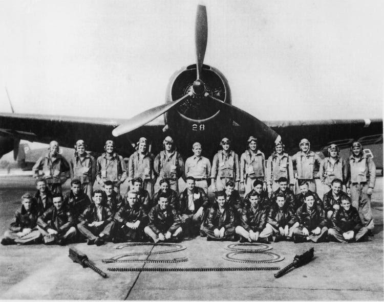 Flight 19 potraits
