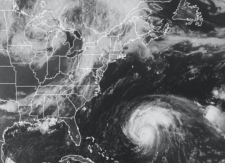 Bermuda Hurricane
