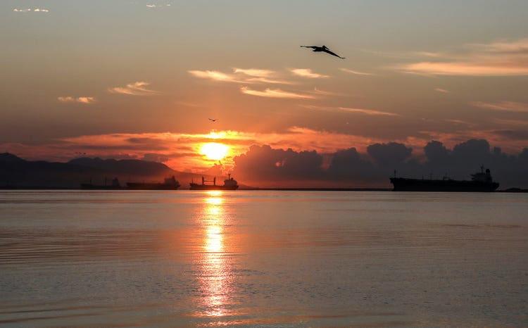 Kingston Jamaica city port