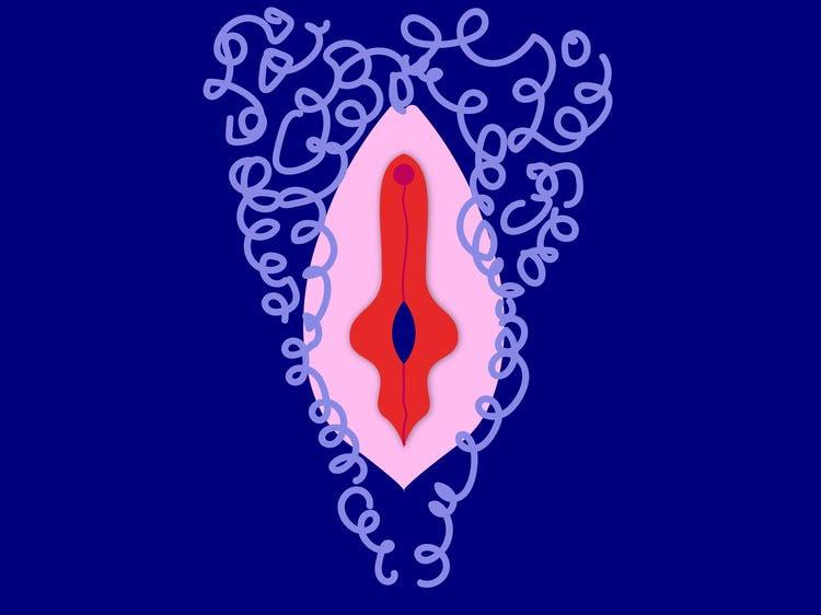 small labia